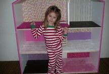Monster high doll house / by Luayn Forbes Sprik