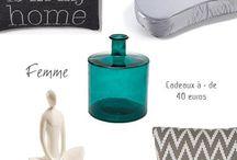 Noël I Idées cadeaux / Idées cadeaux pour toute la famille, meubles et décoration pour tous les styles