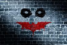 Jocker  / Heath Ledger as jocker in The Dark Knight