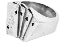 Gambling jewelry