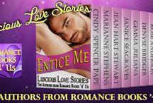 Entice Me boxed set / Romance Books '4' Us anthology