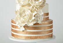 Wedding cakes / Wedding cakes by Coco Paloma Desserts.