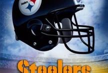 Here We Go Steelers / by Megan K