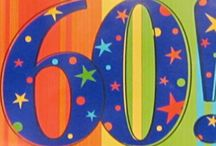 60th birthday ideas / 60th Birthdays