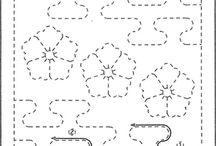 Embroidery - Sashiko / Embroidery