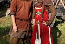 Sca - viking / SCA viking garb inspiration