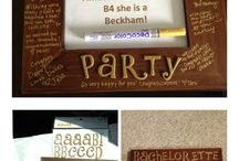 bachlorrette party