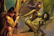Mythology - Creatures -
