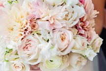 Soft pink and peach inspiration