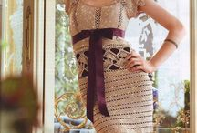 Crochet Dresses & Skirts / by Kristine Ekelund