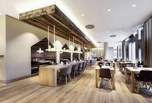 OrcaCool ✪ Brasserie - Coffeebar - Restaurant / Mooie en bijzondere Inrichtingen van een lunchroom, brasserie, café, restaurant...