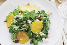 Simply Splendid Salads / Salads for a special supper, holiday table, or a tasty addition to a weeknight meal.