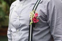 Attire for grooms & groomsmen