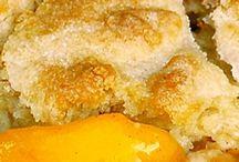 Baked desserts