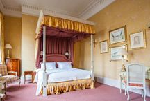 Boutique Interior / Dukes Hotel - a boutique bed and breakfast in Bath.