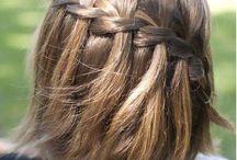 saç şekli