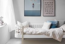 Pretty and Stylish Bedrooms / Here you will find some inspiration to make a pretty stylish space for your child.  Soft pallets and textures are a great place to start to create the perfect pretty sanctuary.