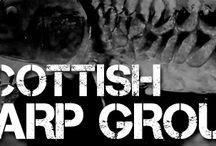 SCOTLAND, UK. / Carp Fishing Lakes and Venues Situated in Scotland, United Kingdom.
