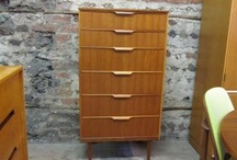 lovin retro furniture / by Tracie Seay-O'lear