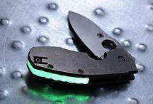 Knives / Zbiór przepięknych wytworów z kawałka stali :)