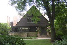 Frank Lloyd Wright walking tour in Oak Park, Il 60302 / Oak Park, Illinois has the largest collection of homes designed by architect Frank Lloyd Wright. All of the photographs were taken from the Citywide Services real estate appraisers site at http://www.appraisercitywide.com