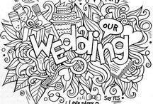 Wedding Coloring