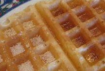 Waffles & Mini Muffins
