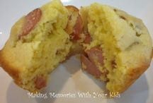 Muffin Tins and Cups / by Marsha Watanabe