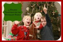 Holiday Awesomeness / Holiday recipes, traditions and fun! / by Dr. Peggy Malone