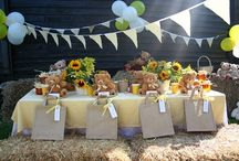 Picnics for Kids / School is out and the lazy days of summer are approaching! Here are some adorable kid friendly picnic ideas selected by B Lee Events, a NYC Party and Event Planning Company.