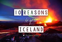 Travel the World - ICE / new destinations, travel, Ice Cold places