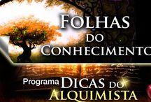 PROGRAMA DICAS DO ALQUIMISTA