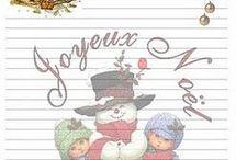 lettre noel