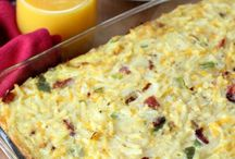 Food - Brunch Receipes