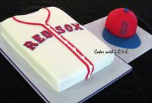 18th Red Sox Cake Ideas