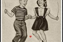 Vintage Valentine Love / by EllynAnne Geisel