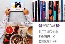 VSCO filter