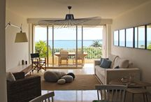 PENTHOUSE CANNES / A fresh and seaside like house in Cannes  by Nomade Architettura http://www.nomadearchitettura.com/#all