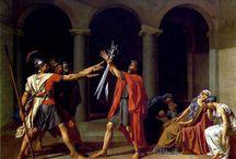 Il Neoclassicimo: Jacques-Louis David