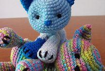 Muñequitos tejidos Crochet