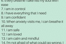 Affirmation for anxiety