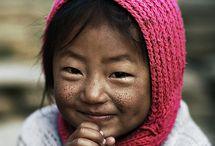 Beautiful children of our amazing world!