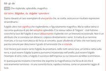 Parole, parole parole / Parole dal sito unaparolaalgiorno.it