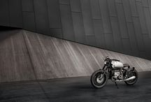 Automotive and motorcycle design