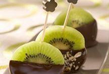 sucette de kiwi,