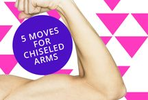 Arm Workouts / by Karly Spear