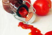 ketchup  de casă
