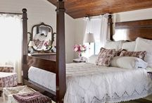 Master Bed / by Jessica Whitfield
