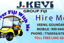 JKevi Group Fiji - Golf Cart Hires