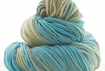 Yarn and natural dyes / by c evanson